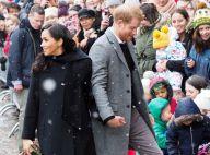 Meghan Markle joue les duchesses des neiges, main dans la main avec Harry