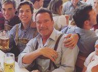 Arnold Schwarzenegger : Son fils illégitime Joseph, musclé comme papa !