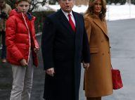 Barron Trump : 12 ans à peine et déjà presque 2 mètres !