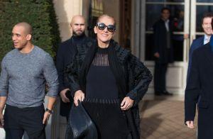 Céline Dion et René-Charles :