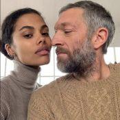 Tina Kunakey enceinte : Vincent Cassel a-t-il révélé le sexe de leur bébé ?