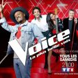 """Soprano, coach dans la saison 8 de """"The Voice"""" diffusée à partir du 9 février 2019 sur TF1."""