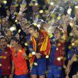 Le FC Barcelone de Pep Guardiola, Thierry Henry, Lionel Messi et Samuel Eto'o... champion d'Europe !