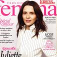 Le magazine Version Femina, supplément du JDD du 10 février 2019