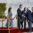 Le roi Felipe VI d'Espagne et la reine Letizia ont décollé le 13 février 2019 de l'aéroport de Madrid-Bajaras pour se rendre au Maroc dans le cadre d'une visite officielle de deux jours.