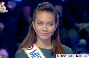 Vaimalama Chaves (Miss France 2019) face aux mains baladeuses : Sa réaction cash