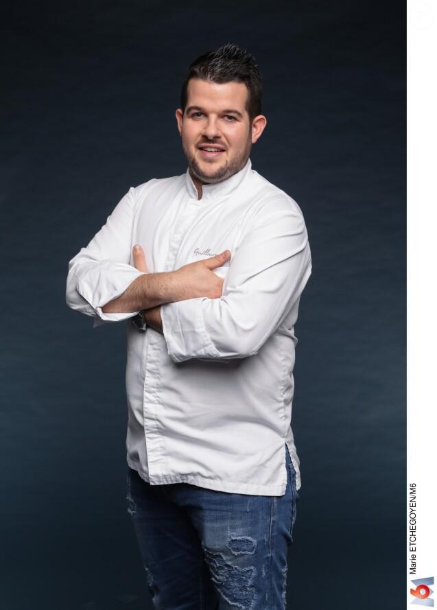 "Guillaume Pape - Candidat de ""Top Chef 2019""."