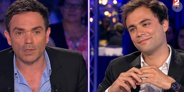 Extrait de l'émission On n'est pas couché sur France 2 - 28 juin 2018