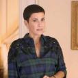 """Cristina Cordula dans """"La Robe de ma vie"""" sur M6, le 18 février 2019."""