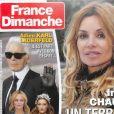 """Magazine """"France Dimanche"""" en kiosques vendredi 22 février 2019."""