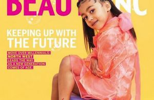 Kim Kardashian : Sa fille North, 5 ans, en couverture d'un magazine beauté