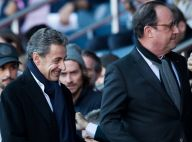 Nicolas Sarkozy et François Hollande côte à côte pour le PSG et Mbappé