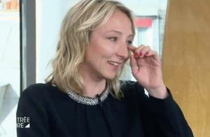 Scènes de ménages : Audrey Lamy émue par Loup-Denis Elion, son ex-partenaire