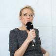 """Elodie Gossuin, animatrice sur 6ter, évoque son niveau de vie au micro de """"Purepeople.com"""". en février 2019."""