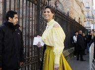 Fashion Week : Laury Thilleman, matinale et solaire avec Béatrice Dalle