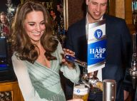 Kate Middleton en Irlande : Robe à paillettes pour une soirée bière avec William