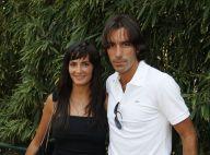 Robert Pirès et son amoureuse, Guy Carlier et sa chérie face au papa Alain Prost... des duos au top pour Roland Garros !