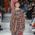 Défilé de mode Stella McCartney collection prêt-à-porter Automne-Hiver lors de la fashion week à Paris, France, le 4 mars 2019.