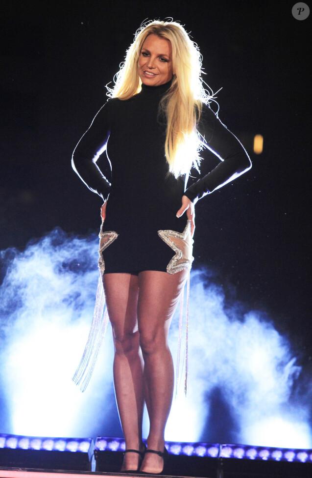 Britney Spears annonce une nouvelle résidence à Las Vegas, le 18 octobre 2018