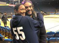 Joakim Noah conquis par sa chérie Lais Ribeiro, bombe du carnaval de Rio