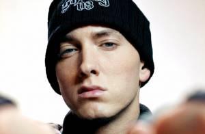 Eminem cambriolé pendant... qu'il était coincé entre les fesses de 'Bruno' ! Ben non ! (réactualisé)