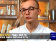 Top Chef 2019, Maël éliminé : sa demande surprenante à Philippe Etchebest en off