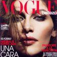 Laetitia Casta en couverture du Vogue Espagne de mai 2009