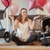 Martina Hingis, maman pour la première fois à 38 ans, présente son bébé