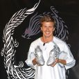David Beckham présente les baskets Adidas Predator le 1er juin 2005