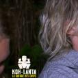 """Carinne lors du premier épisode de """"Koh-Lanta, la guerre des chefs"""" (TF1) vendredi 15 mars 2019."""