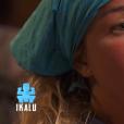 """Cindy lors du premier épisode de """"Koh-Lanta, la guerre des chefs"""" (TF1) vendredi 15 mars 2019."""