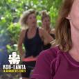 """Emilie lors du premier épisode de """"Koh-Lanta, la guerre des chefs"""" (TF1) vendredi 15 mars 2019."""