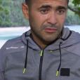 """Mohamed lors du premier épisode de """"Koh-Lanta, la guerre des chefs"""" (TF1) vendredi 15 mars 2019."""