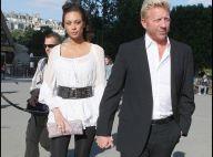 Boris Becker et sa fiancée très amoureux à Paris mais... Lily a oublié de mettre un pantalon !