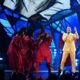 John Legend - iHeartRadio Music Awards 2019 au Microsoft Theatre. Los Angeles, le 14 mars 2019.