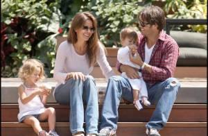 Brooke Burke et David Charvet, des parents aussi mignons que leurs adorables enfants !