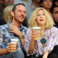 Drew Barrymore et son ami Chris Miller