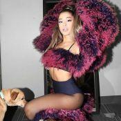 Ariana Grande modifie un tatouage fait avec son ex-fiancé Pete Davidson