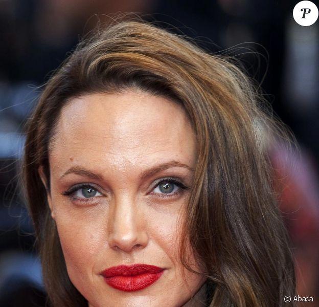 Angelina Jolie à Cannes Mai 2009