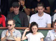 Zinédine Zidane, tendre papa : son fils Luca ressort une photo de lui bébé