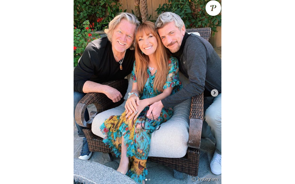 Jane Seymour, William Shockley et Joe Lando le 19 mars 2019