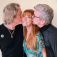 Jane Seymour, William Shockley et Joe Lando le 19 mars 2019.