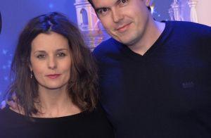 Faustine Bollaert célébrée par son mari Maxime Chattam :