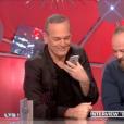 """Laurent Baffie et Alban Ivanov dans """"Les Terriens du samedi"""", le 23 mars 2019."""