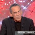 """Thierry Ardisson dans """"Les Terriens du samedi"""", le 23 mars 2019."""