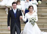 Princesse Eugenie : Sa seconde robe de mariée dévoilée dans une photo inédite