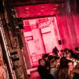 """Exclusif - Atmosphère lors de la soirée Etam """"French Liberté"""" dans son nouveau flagship, en travaux, boulevard Haussmann dans le quartier de l'Opéra à Paris, France, le 21 mars 2019. Dîner par le chef Cyril Lignac. C'est dans les lieux nus, bruts et minimalistes, bientôt revisités par l'architecte Winy Maas (Agence MVRDV), que la marque a organisé sa French Liberté Party. Le projet a pour ambition de révéler les volumes, les formes, et la matérialité de la magnifique architecture héritée de Haussmann. L'inauguration est prévue courant de l'été 2019.©Rachid Bellak/Cyril Moreau/Bestimage"""