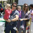 Mark Wahlberg et Rhea Durham, lors du 20e Time for Heroes Carnival, à Los Angeles, le 7 juin 2009 !