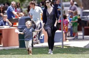 Quand Liv Tyler et son petit Milo font bande à part... ils sont au top quand même !