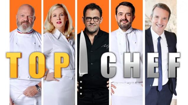 Top Chef, saison 10, tous les mercredis sur M6.